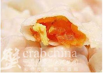 成都名小吃蟹肉钟水饺的做法