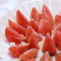 糖汁西红柿