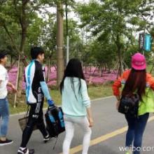 公司组织苏州阳澄湖活动骑车18公里
