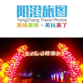 【阳澄旅图】大闸蟹之乡迷人夜!2015巴城灯会