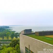 阳澄湖边边的费尔蒙酒店 全是小娃娃!!
