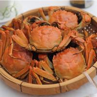 葱姜焗大闸蟹