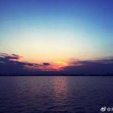 来一次阳澄湖边,享一下清风徐徐。