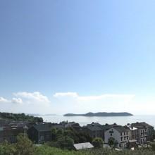 苏州 - 光福冲山岛,阳澄湖半岛