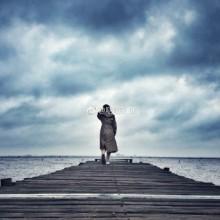 阴雨绵绵的阳澄湖,心有多大,脚步多远,离荷兰只有一个滤镜的距离[嘻嘻]
