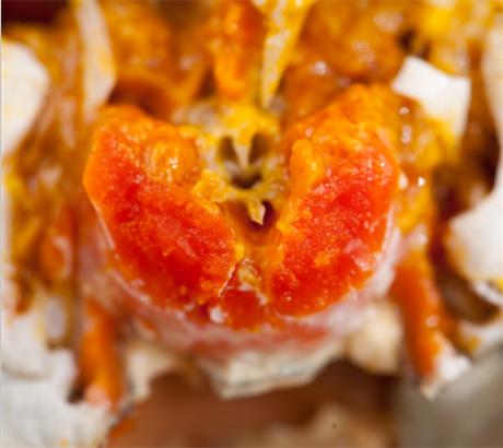 蟹黄蟹膏的营养