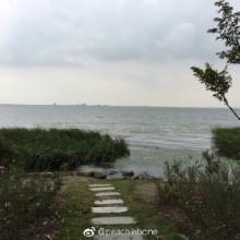 在阳澄湖边上磕着瓜子… 萧瑟