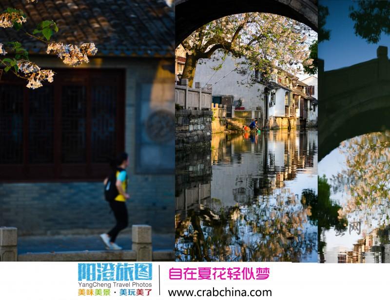 阳澄湖正仪老街