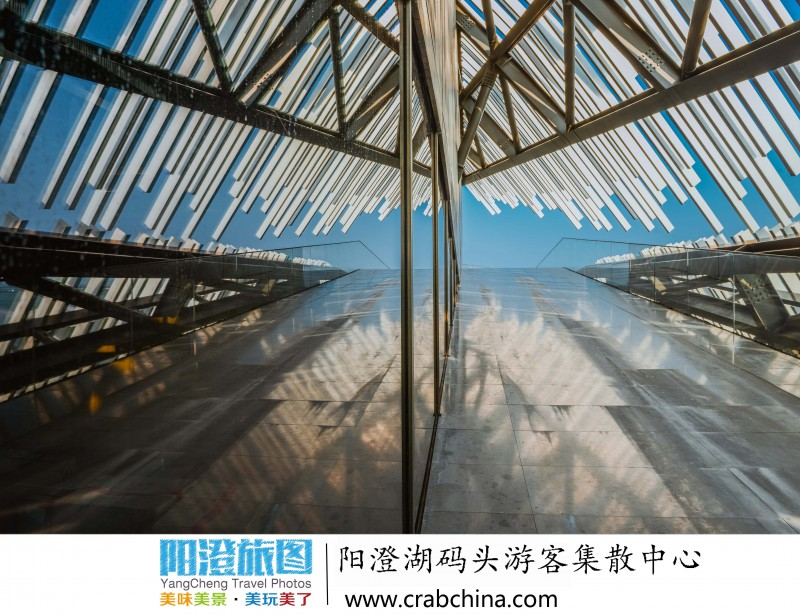 阳澄湖码头游客集散中心