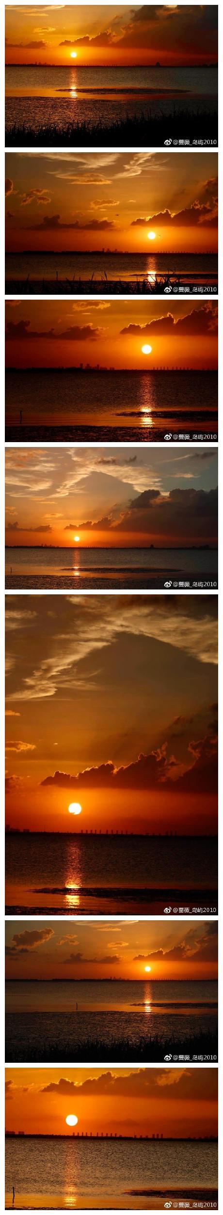 阳澄湖畔,日光倾城……