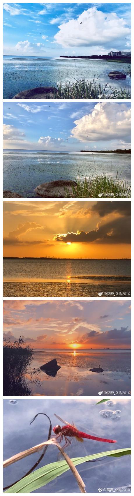八月未央,湖光潋滟…………