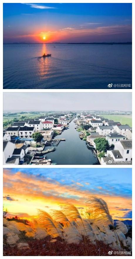 风光旖旎的阳澄湖畔,水质清澈,生态优美,交通便捷,以其独特的生态环境和民俗文化著称,成为江南独具特色的悠闲旅游度假胜地。