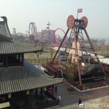 阳澄湖畔影视城 